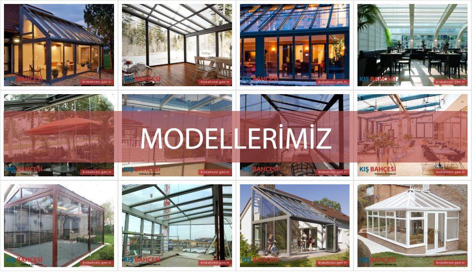 Kış Bahçesi Modelleri